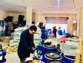 ضبط مصنعين لصناعة المراتب والمنظفات يستخدمان علامة تجارية مزورة بأبشواي |صوت مصر نيوز