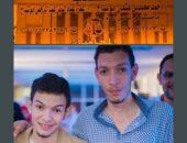 """الصحفي """"محمد عماد"""" يهنئ اخيه وابن عمه المحاميان """"عمرو عماد وأحمد عتمان بمناسبة إفتتاح المكتب الجديد"""