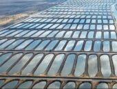 الرئيس السيسي يفتتح مشروع الفيروز للاستزراع السمكي | صوت مصر نيوز