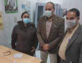 مدير الإدارة الصحية بابشواى تتابع سير العمل في وحدة « كفر عبود » | صوت مصر نيوز