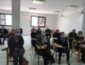 «صحة الفيوم » حاتم جمال يناقش الاستعدادات الخاصة بحملة التطعيم ضد شلل الأطفال | صوت مصر نيوز