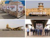 مصر ترسل مساعدات طبية للأشقاء فى جمهورية جنوب السودان واليمن الشقيق |صوت مصر نيوز