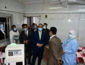5 ماكينات جديدة للغسيل الكلوي بمستشفى طامية المركزي |صوت مصر نيوز