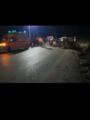 مصرع ربة منزل وإصابة 4 آخرون في حادث تصادم سياره ملاكي وتريسكل بالفيوم | صوت مصر نيوز