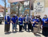 انطلاق فرق التواصل المجتمعي لتقديم التوعية الصحية للمواطنين ب 7 محافظات صوت مصر نيوز