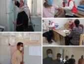 صحة ابشواى : جولات ميدانية لمتابعة سير العمل بالوحدات الصحية ومراكز اللقاح خلال عيد الفطر صوت مصر نيوز