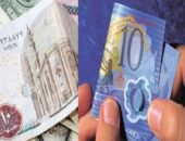 مصر تطرح عملات بلاستيكية جديدة بديلاً للعملات الورقية والبداية فئة ال 10 جنيهات