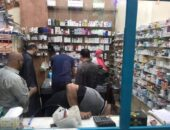 ضبط أدوية بشريه و منشطات جنسیه داخل محل بدون ترخيص بناحية الغرق | صوت مصر نيوز