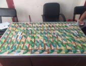 ضبط 148 بطاقه تموينيه مخبأه داخل مخبز بلدي بمنشأة طنطاوي بسنورس | صوت مصر نيوز