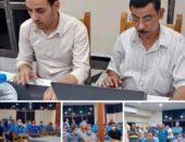 الفرق المتنقلة بابشواى تواصل تطعيم العاملين بالشركة المصرية للأملاح والمعادن (أميسال)|صوت مصر نيوز